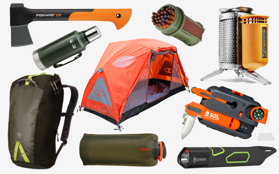 Rent camping gear