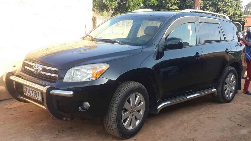 Luxury car hire Rwanda