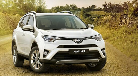 Toyota Rav4 Options For Self Drive Car Hire
